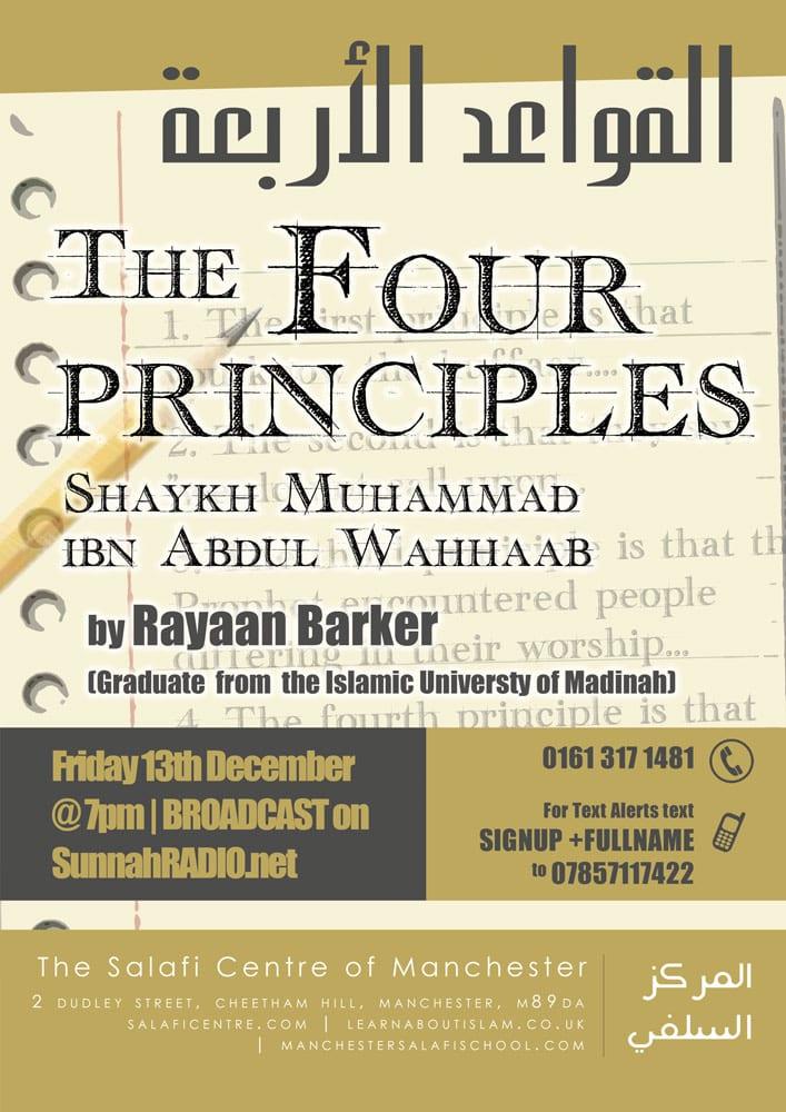 Four-Principles-Rayaan