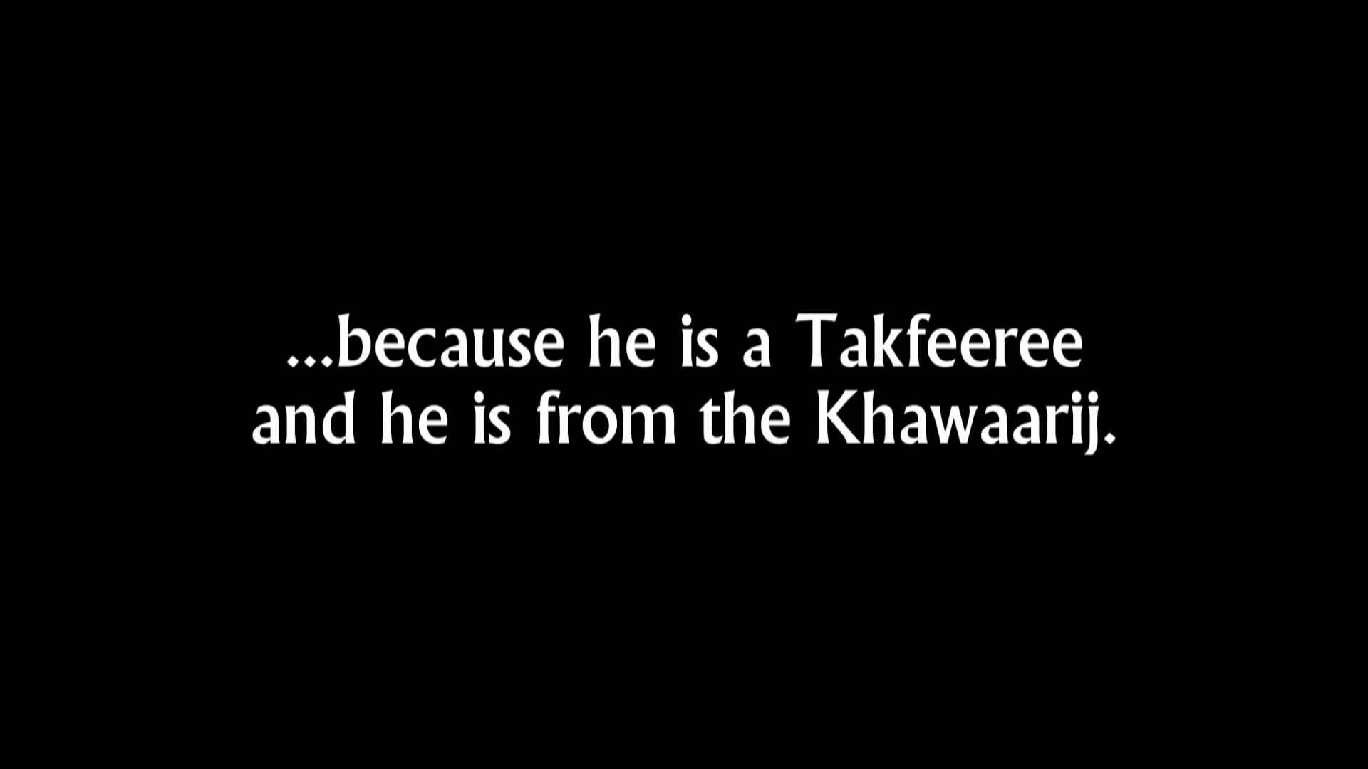 Shaikh Muhammad Al-Wassaabee On Maghraawee The Takfeeree