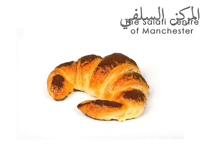 "The Origin of the ""Croissant""   Abu Hakeem Bilal Davis"