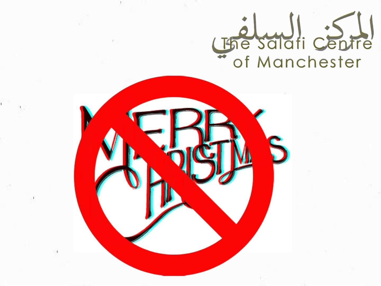 "The Ruling On Saying ""Merry Christmas"" | Abu Hakeem Bilal Davis"