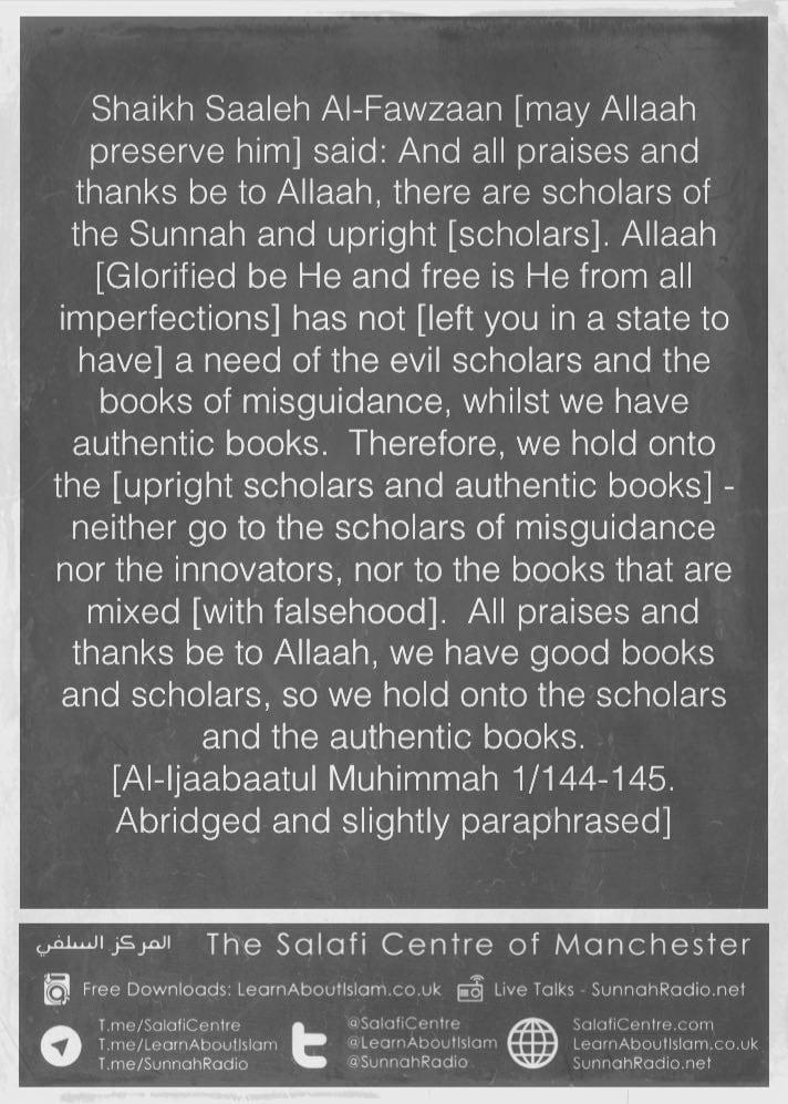 O MCR Hizbies! Why Do You Attach the Youth to The Figureheads of Bidah- [Sayyid Qutb, Hasan Al-Bannah, Al-Maribi, Al-Maghraawi etc]- and Their Books?