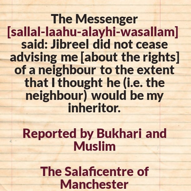 Terrorist Savages-Whether They Call Themselves Muslims, White Supremacists etc- Cannot Influence The Way We Deal With Our Non-Muslim Neighbours