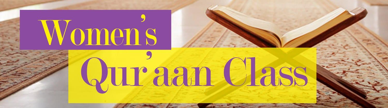 womens quran class