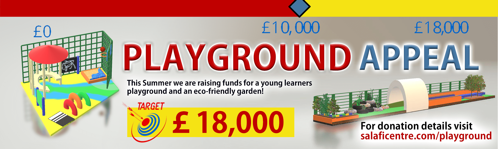 Masjid Grounds & Play Ground Appeal