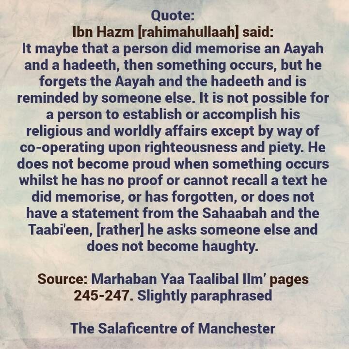 [69]Excerpts From Shaikh Rabee's Book Titled 'Marhaban Yaa Taalibal Ilm' – [There Should Be No Haughtiness, Rather The Proofs Must Be Followed Even If Found With Someone Younger Than You And Lesser In Knowledge]