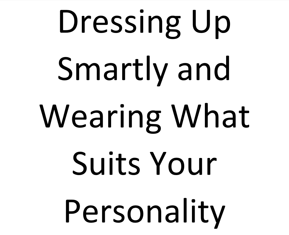 Dressing Up Smartly And Wearing What Suits Your Personality – [Brief Reminder By Shaikh Uthaymeen]