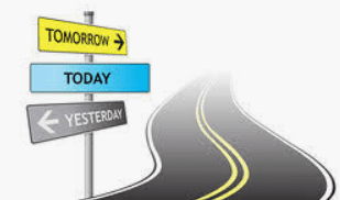 A Parable Regarding Yesterday, Today And Tomorrow!