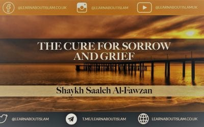 The Cure for Sorrow and Grief – Shaykh Saaleh Al-Fawzaan